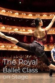 The Royal Ballet Class on Stage Tickets London - at Royal Opera House | Thespie