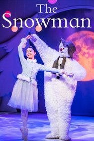 The Snowman Tickets London - at Peacock Theatre   Thespie