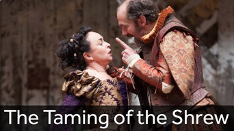 The Taming of the Shrew - Globe Player | Thespie