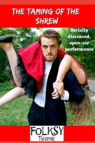 The Taming of the Shrew Tickets London - at The New Normal Festival | Thespie
