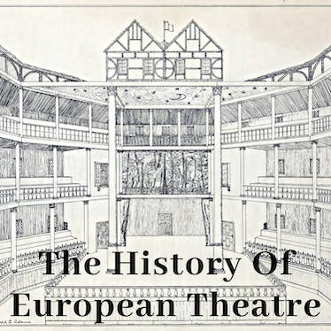 The History of European Theatre - Captivate   Thespie