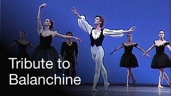 Tribute to Balanchine - Lincoln Center At Home | Thespie