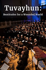 Tuvayhun: Beatitudes for a Wounded World Tickets London - at Cadogan Hall   Thespie