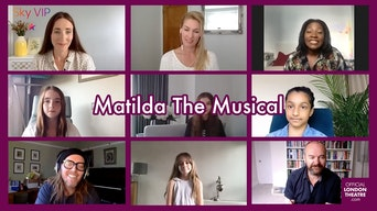 Behind The Curtain with: Matilda The Musical - YouTube | Thespie
