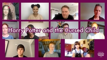 Behind The Curtain with: Harry Potter and the Cursed Child - YouTube | Thespie