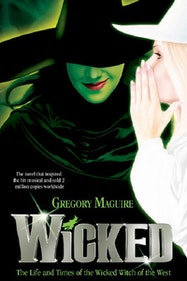 Wicked: The Life and Times of the Wicked Witch of the West - Kindle   Thespie