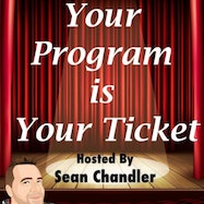 Your Program Is Your Ticket - Apple Podcasts | Thespie