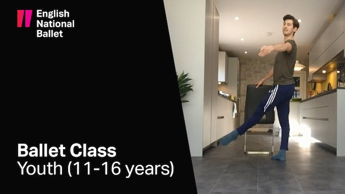 Youth Ballet Class - YouTube   Thespie