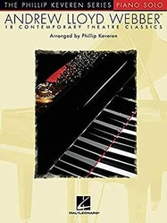 Andrew Lloyd Webber Solos Songbook - Kindle | Thespie