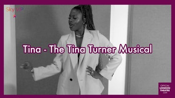 Behind The Curtain with: Tina - The Tina Turner Musical - YouTube | Thespie