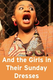 And the Girls in Their Sunday Dresses Tickets London - at Arcola Theatre | Thespie