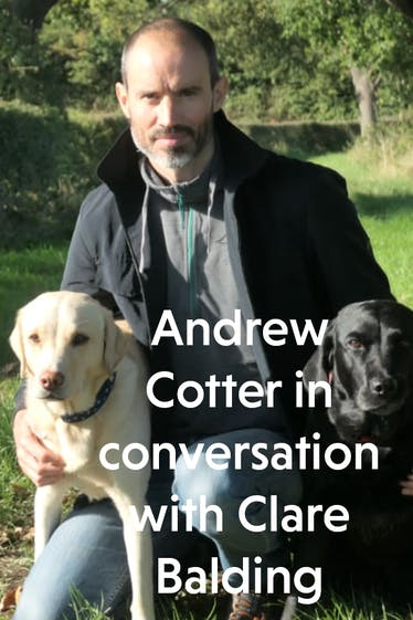 Andrew Cotter in conversation with Clare Balding Tickets London - at Richmond Theatre | Thespie