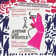 Anyone Can Whistle (First Complete Recording) - Apple Music | Thespie