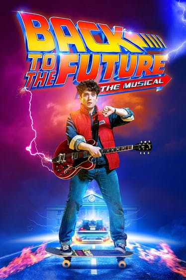 Back to the Future: The Musical Tickets London - at Adelphi Theatre | Thespie