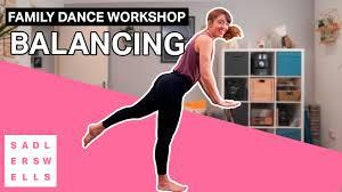 Family Dance Workshop: Balancing - YouTube | Thespie