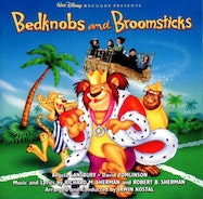 Bedknobs and Broomsticks - Spotify | Thespie