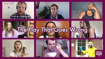 Behind The Curtain with: The Play That Goes Wrong - YouTube | Thespie