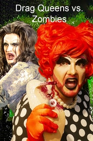 Drag Queens vs. Zombies Tickets London - at Pleasance Theatre | Thespie
