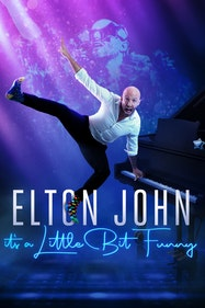 Elton John: It's A Little Bit Funny Tickets London - at Watford Palace Theatre   Thespie