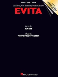 Evita Songbook - Kindle | Thespie