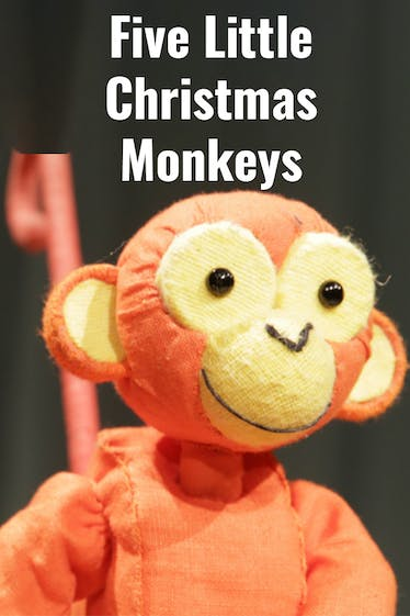 Five Little Christmas Monkeys Tickets London - at Park Theatre | Thespie