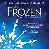 Frozen (Original Broadway Cast Recording) - Spotify | Thespie