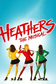 Heathers: The Musical Tickets London - at New Wimbledon Theatre   Thespie