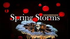 Spring Storms