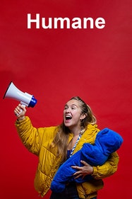 Humane Tickets London - at The Pleasance   Thespie