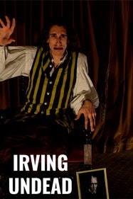 Irving Undead Tickets London - at The Space | Thespie
