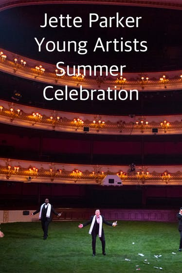 Jette Parker Young Artists Summer Celebration Tickets London - at Royal Opera House | Thespie