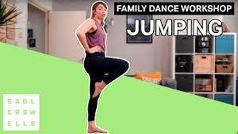 Family Dance Workshop: Jumping - YouTube | Thespie