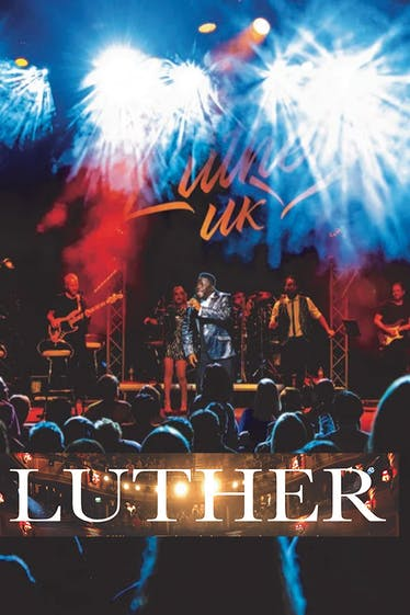 Luther: Luther Vandross Celebration Tickets London - at Richmond Theatre | Thespie