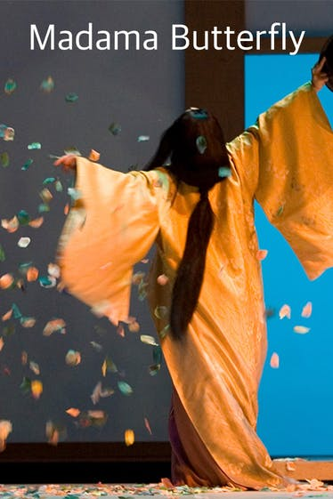 Madama Butterfly Tickets London - at Royal Opera House | Thespie