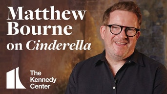 Matthew Bourne on Cinderella - YouTube | Thespie