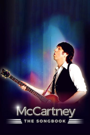McCartney - The Songbook Tickets London - at Richmond Theatre   Thespie