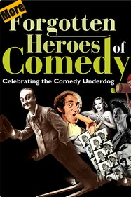 More Forgotten Heroes Of Comedy Tickets London - at Waterloo East Theatre | Thespie