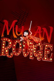 Mulan Rouge Tickets London - at The Vaults   Thespie