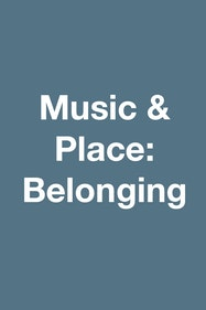Music & Place: Belonging Tickets London - at Main Hall, Conway Hall   Thespie