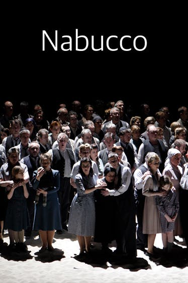 Nabucco Tickets London - at Royal Opera House   Thespie