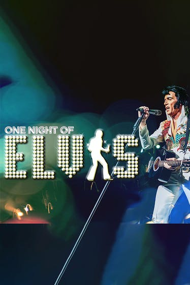 One Night of Elvis - Lee 'Memphis' King Tickets London - at Richmond Theatre | Thespie