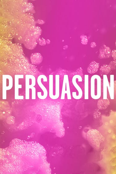 Persuasion Tickets London - at Rose Theatre | Thespie
