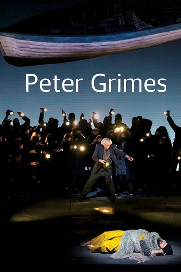 Peter Grimes Tickets London - at Royal Opera House   Thespie
