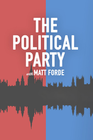 The Political Party with Matt Forde Tickets London - at Garrick Theatre   Thespie