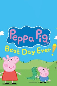 Peppa Pig's Best Day Ever Tickets London - at Richmond Theatre | Thespie