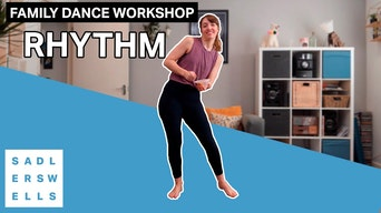 Family Dance Workshop: Rhythm - YouTube | Thespie