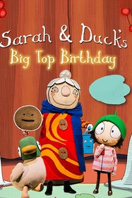 Sarah & Duck's Big Top Birthday Tickets London - at Leicester Square Theatre   Thespie