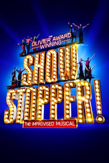 Showstopper! The Improvised Musical Tickets London - at Richmond Theatre   Thespie