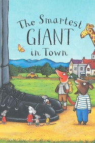 The Smartest Giant in Town Tickets London - at Little Angel Studios   Thespie