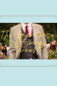 The Importance of Being Earnest Tickets London - at White Bear Theatre   Thespie